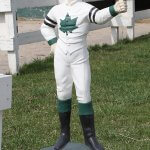 Kingfield Lawn Jockey